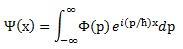 Composite wave - integral
