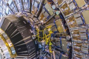 LHC - CMS detector
