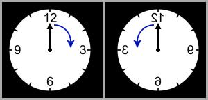 P symmetry