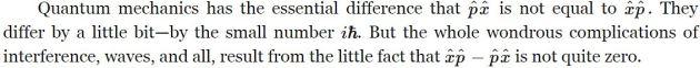 Feynman quote 2