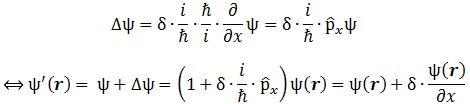 linear momentum
