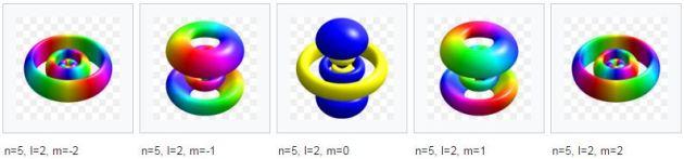 n = 5