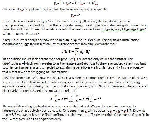 energy of light equation. post scriptum (29 october): einstein\u0027s view on aether theories probably still holds true: \u201cwe may say that according to the general theory of relativity energy light equation o