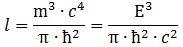length formula